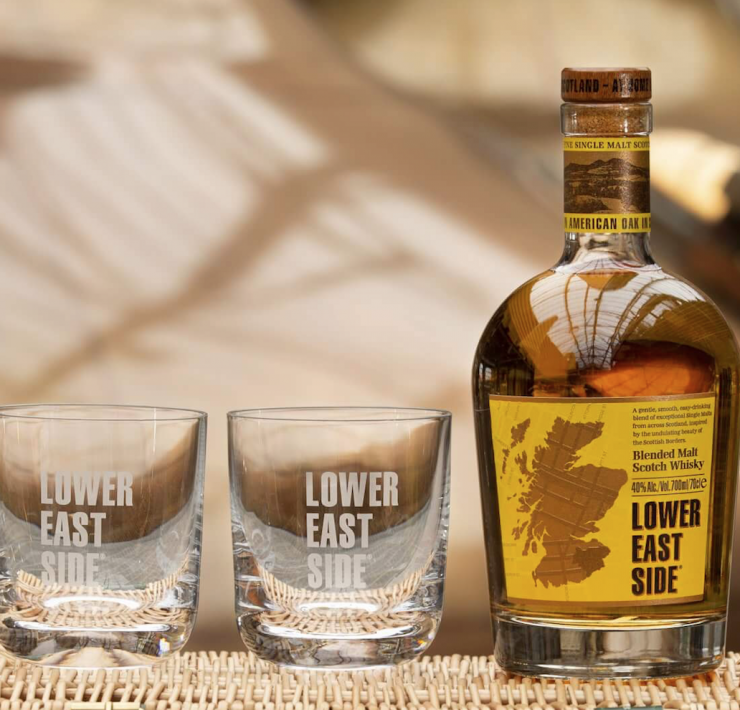 Lower East Side Blended Scotch Whisky