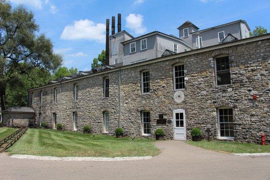 Woodford Reserve Kentucky Bourbon Distillery