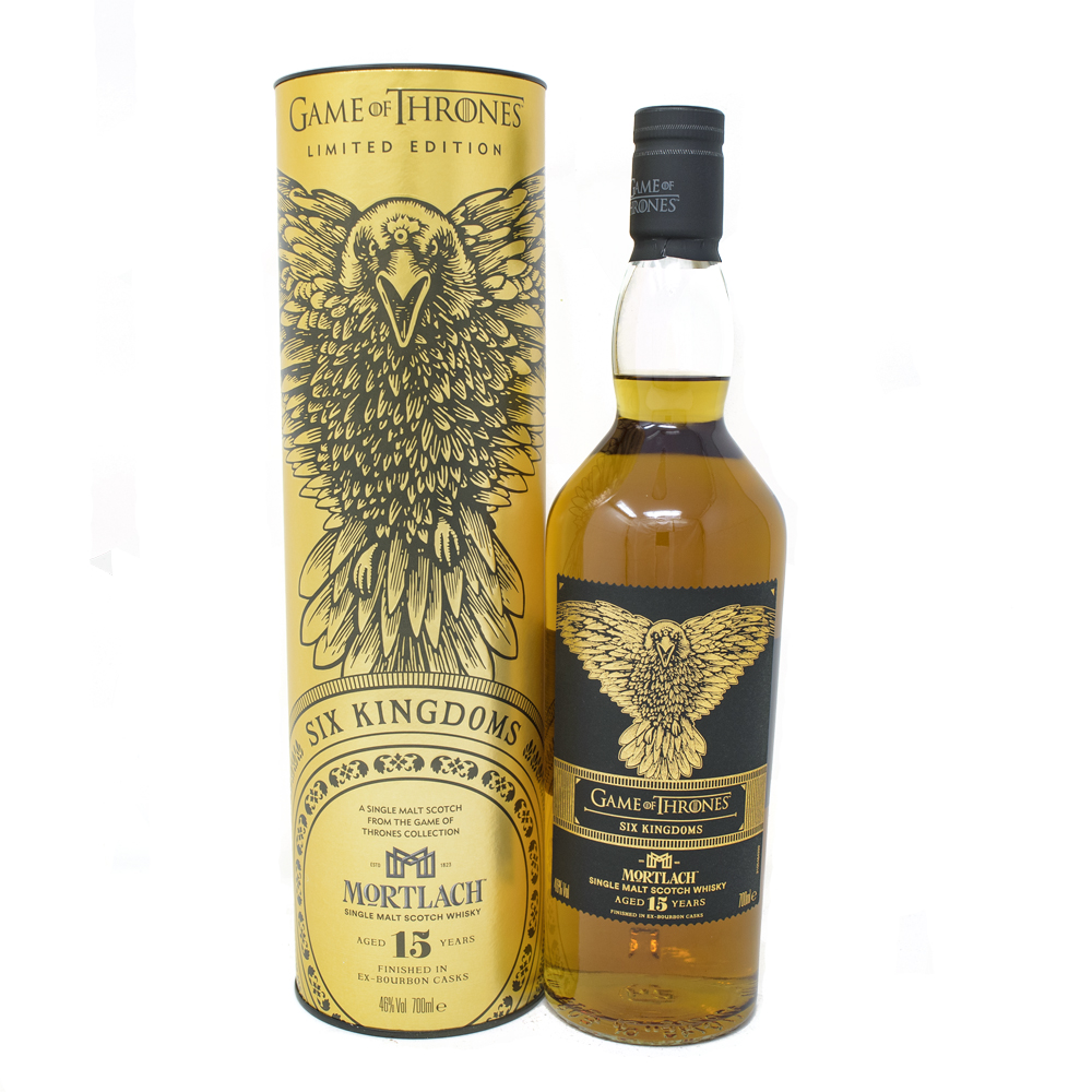 Game of Thrones Six Kingdoms Mortlach 15 Year Old