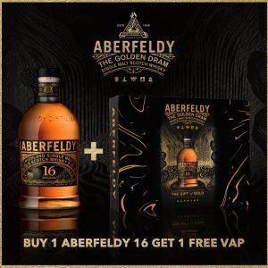 Aberfeldy Gift Pack